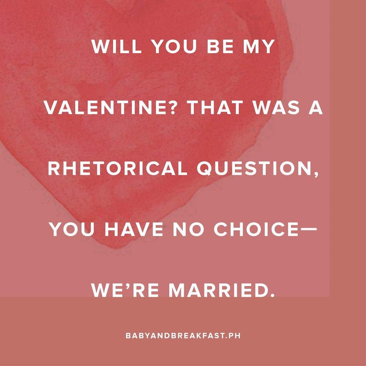 funny valentine