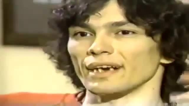Richard Ramirez teeth