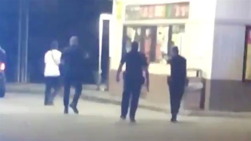 US: Police shoot, kill Black man outside store in Louisiana | USA ...