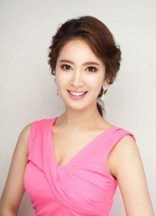 Miss Korea contestent
