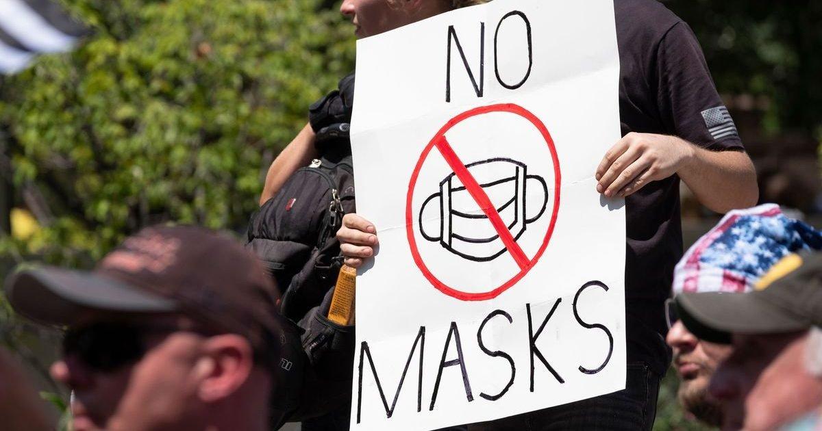 2h7pzskksvdcfcouwpamxocq44 e1596223277391.jpg?resize=1200,630 - Covid-19 : Les opposants au port du masque se multiplient et manifestent sans masque