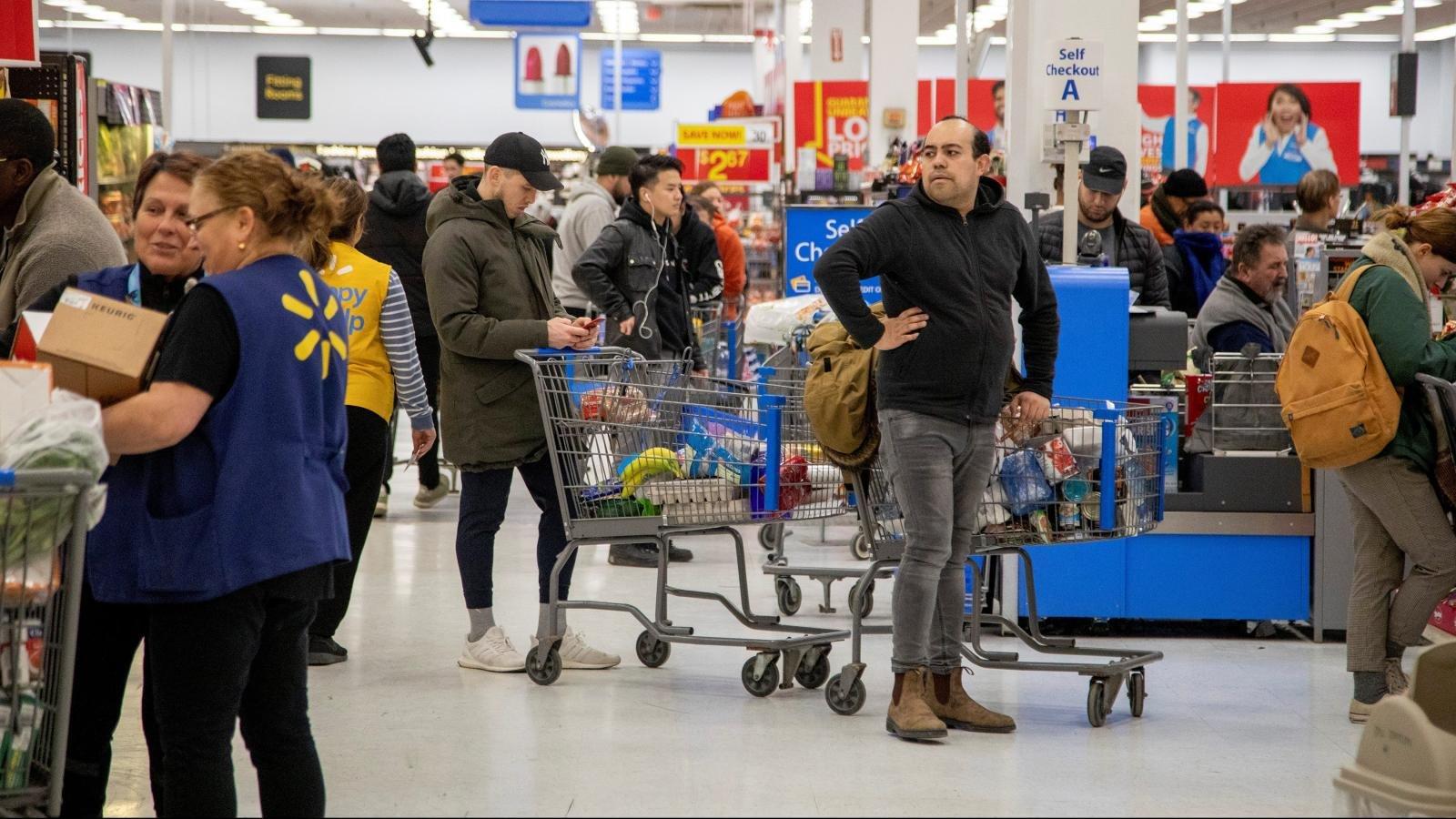 Walmart makes face masks mandatory for workers amid coronavirus ...