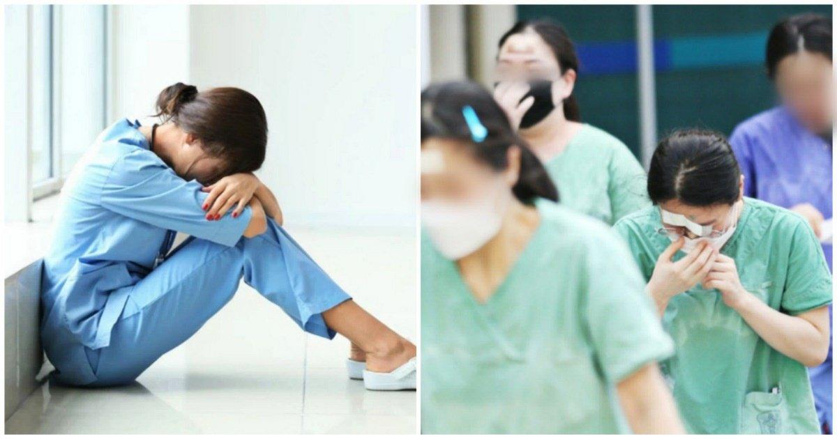 """5 45.jpg?resize=1200,630 - """"저는 코로나 전담 간호사 입니다""""... 현직 의료진이 남긴 '충격적인' 글, 모두를 분노케 했다."""