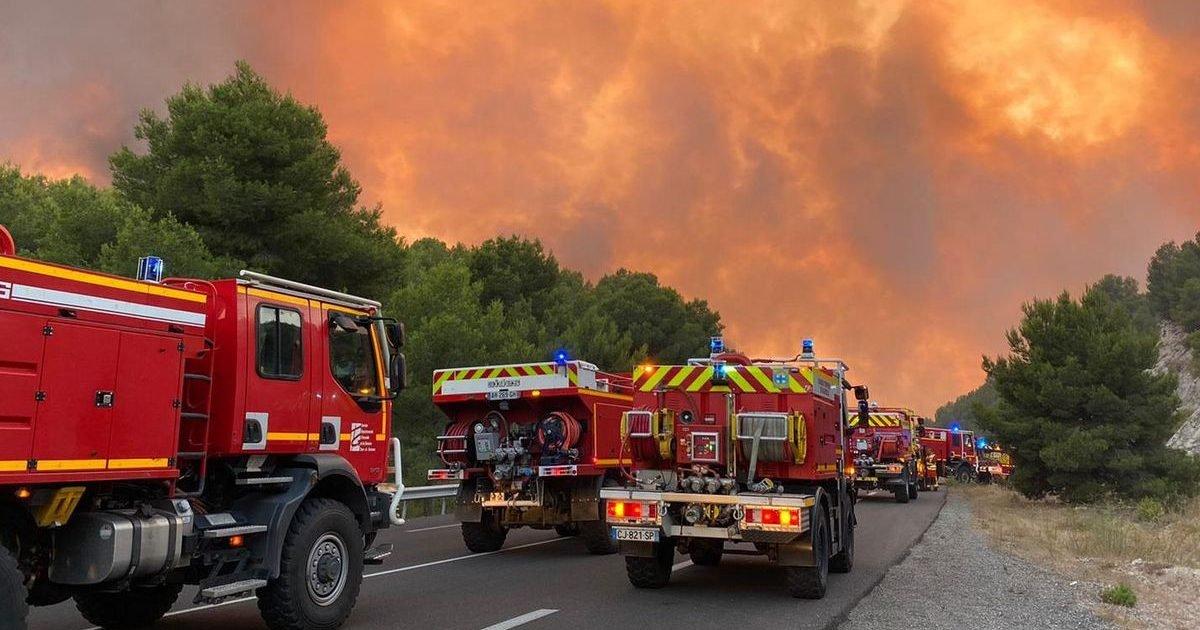 5f29af8388572 feu martigues 4952570 e1596764511929.jpeg?resize=412,232 - Martigues : Des pompiers piégés dans l'incendie ont filmé une vidéo depuis leur véhicule