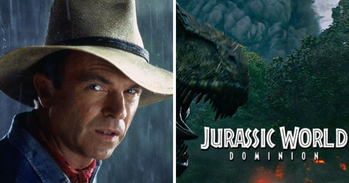 6 14.jpg?resize=1200,630 - Actor Sam Neill Is 'Excited And Terrified' As He Returns Filming Jurassic World: Dominion