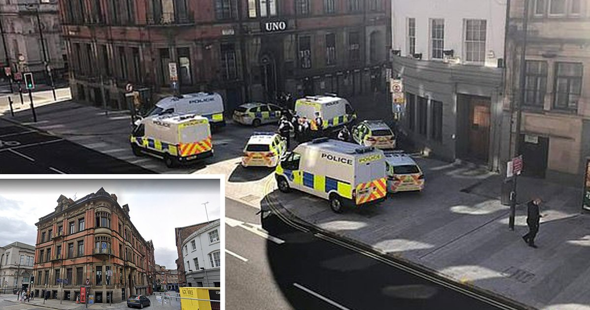 a 26.jpg?resize=1200,630 - A 16-year-old Girl Is Raped In Liverpool City Center Hotel, As Cops Arrested Six Men