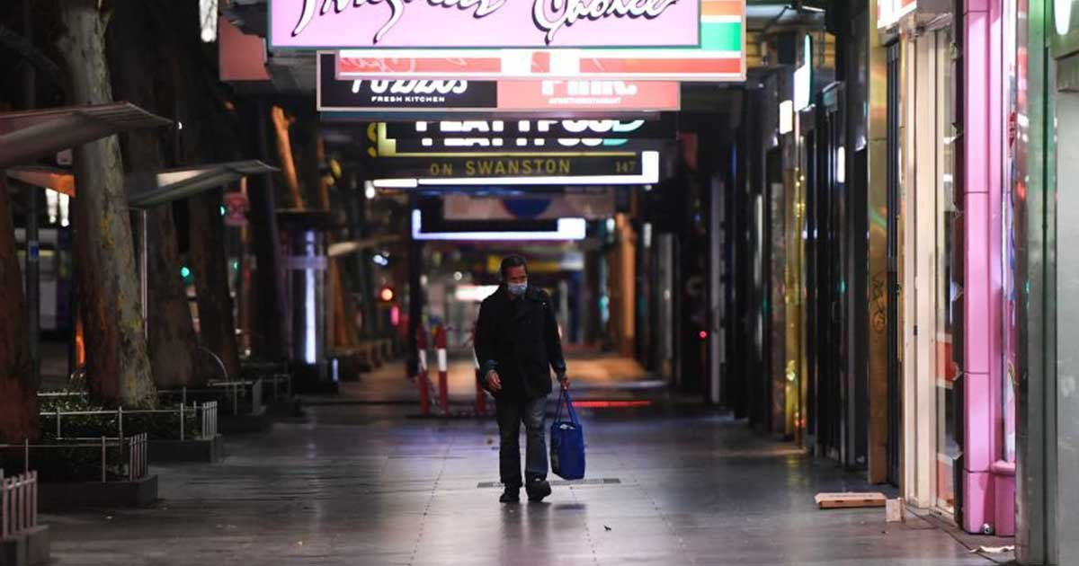 aap1.jpg?resize=1200,630 - Melbourne Goes Into Stage 4 Lockdown, Imposes Curfew
