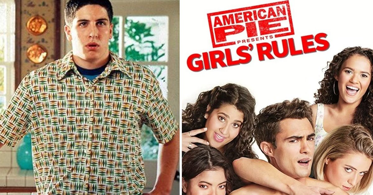 american pie.jpg?resize=1200,630 - New American Pie Movie Trailer Drops On Netflix And Fans Can't Handle It