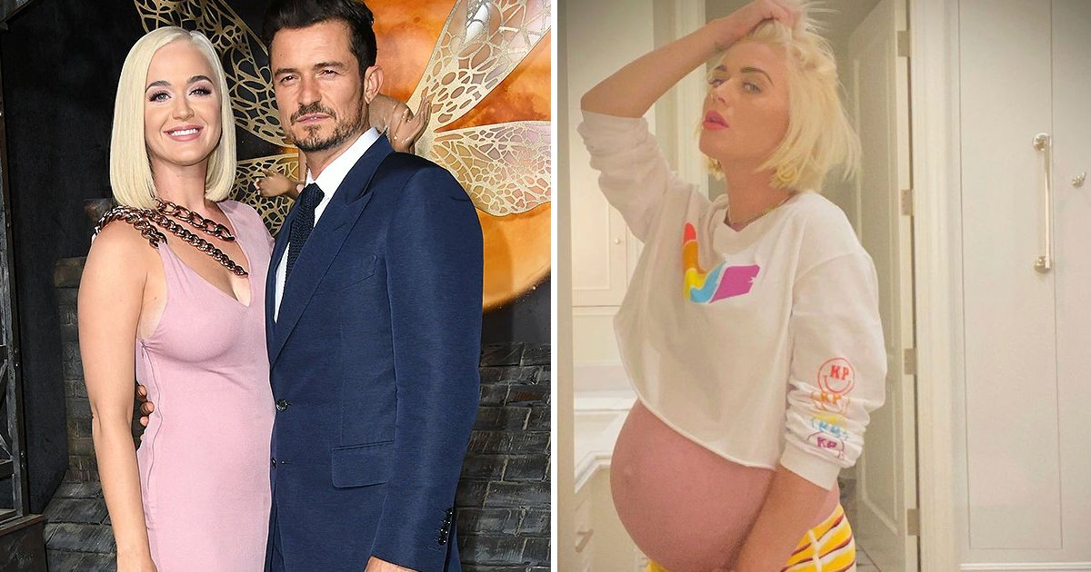 baby 2.jpg?resize=1200,630 - Celebrations In Store For Katy Perry And Orlando Bloom As Couple Welcomes Baby Girl