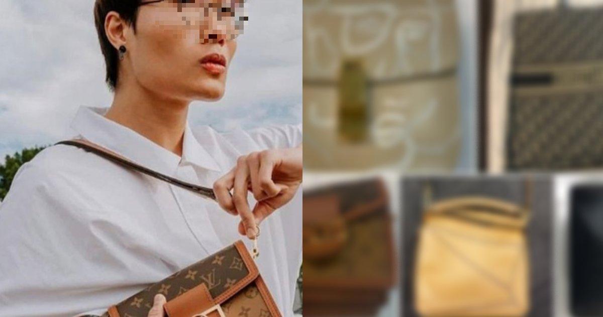 bag.png?resize=412,232 - ブランド物のバッグを続々と投稿していたインフルエンサー→窃盗犯であることが判明し見事に御用!