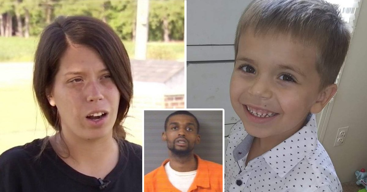 cannon mom.jpg?resize=412,232 - Justice For Cannon Hinnant As Mother Demands Death Penalty For Neighbor Who Shot Dead Her Son