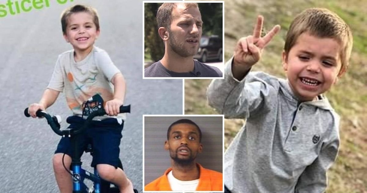 cannon5.jpg?resize=1200,630 - Grieving Father Of 5-Year-Old Boy Who Was Shot In Front Of His Sisters Has Spoken Out
