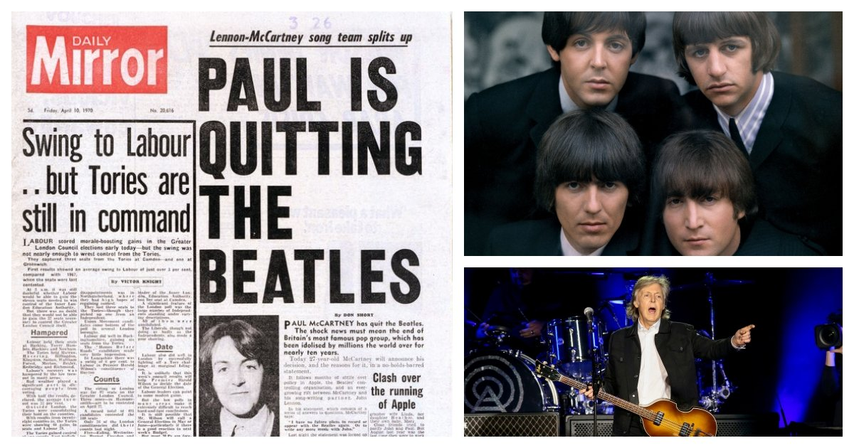 collage 10.jpg?resize=1200,630 - Paul McCartney Argues He Sued The Beatles To Protect The Band