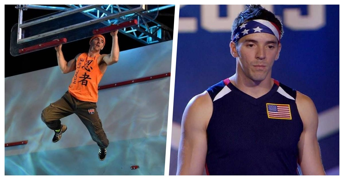 """collage 12.jpg?resize=412,232 - Reigning Champion of """"American Ninja Warrior"""" Arrested For Sexual Misconduct With Minor"""