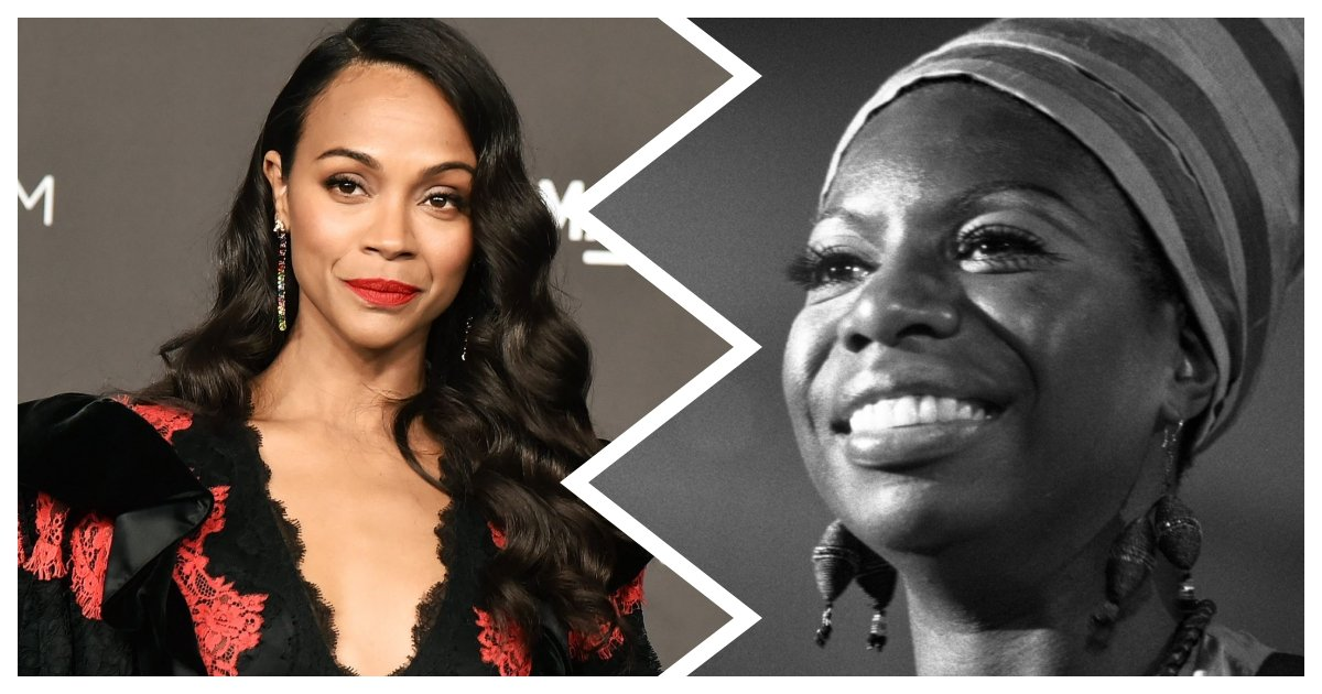 collage 17.jpg?resize=412,275 - Zoe Saldana Says She Is Sorry For Portraying Soul Singer Nina Simone in 2016 Biopic