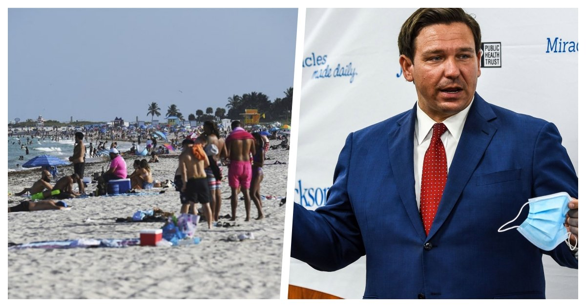 collage 2.jpg?resize=1200,630 - Florida Sets New Daily Record For Covid-19 Related Deaths For the 4th Consecutive Day