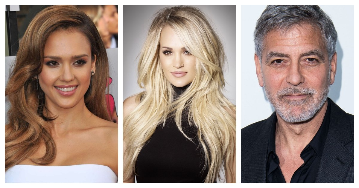 collage 22.jpg?resize=412,232 - From Jessica Alba to George Clooney, Stylist Supposedly Rates The Best and Worst Stars to Work With