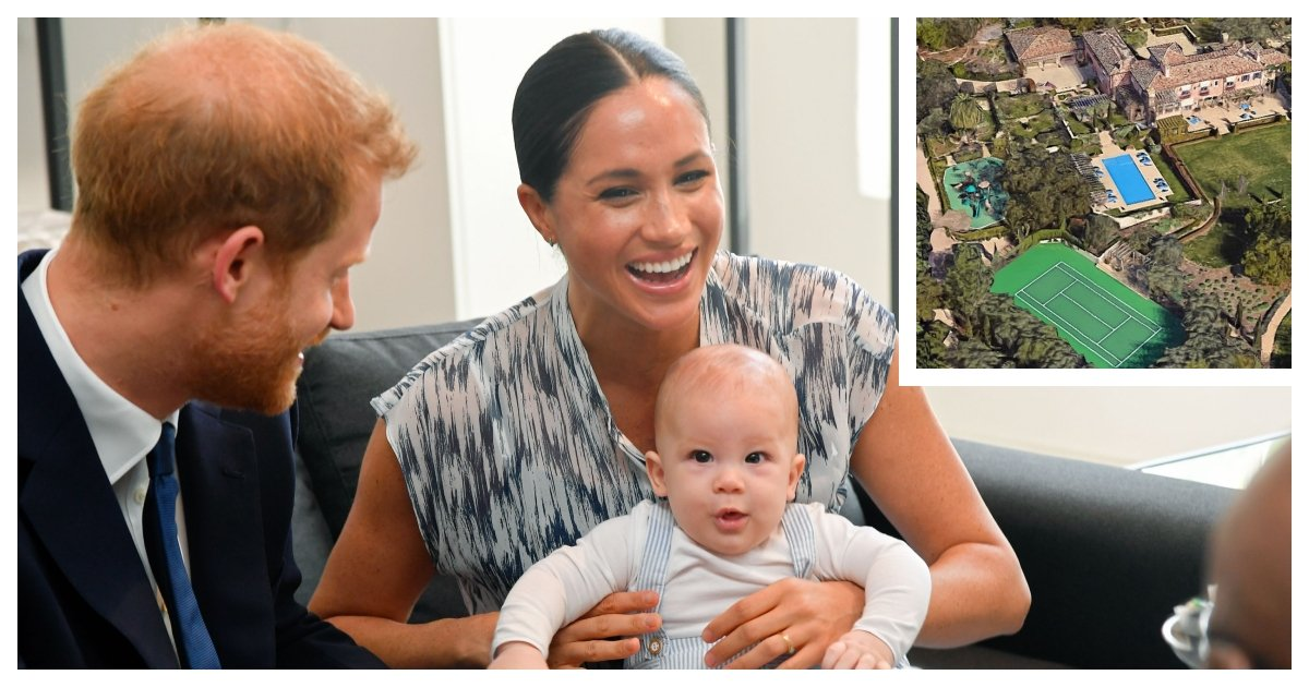 collage 34.jpg?resize=412,232 - Prince Harry and Meghan Markle Finds Their New Home - A $14 Million Mansion in California