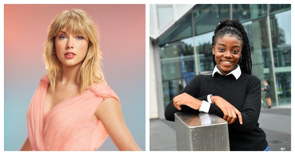 collage 55.jpg?resize=1200,630 - Taylor Swift Makes A Dream Come True By Donating $30,000 To Help A Student Go to College