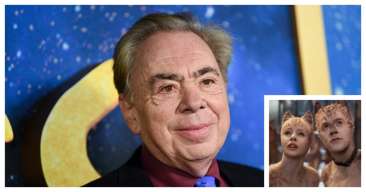 "collage 6.jpg?resize=412,232 - Andrew Lloyd Webber Says He Also Found The Film Adaptation of ""Cats"" Ridiculous"