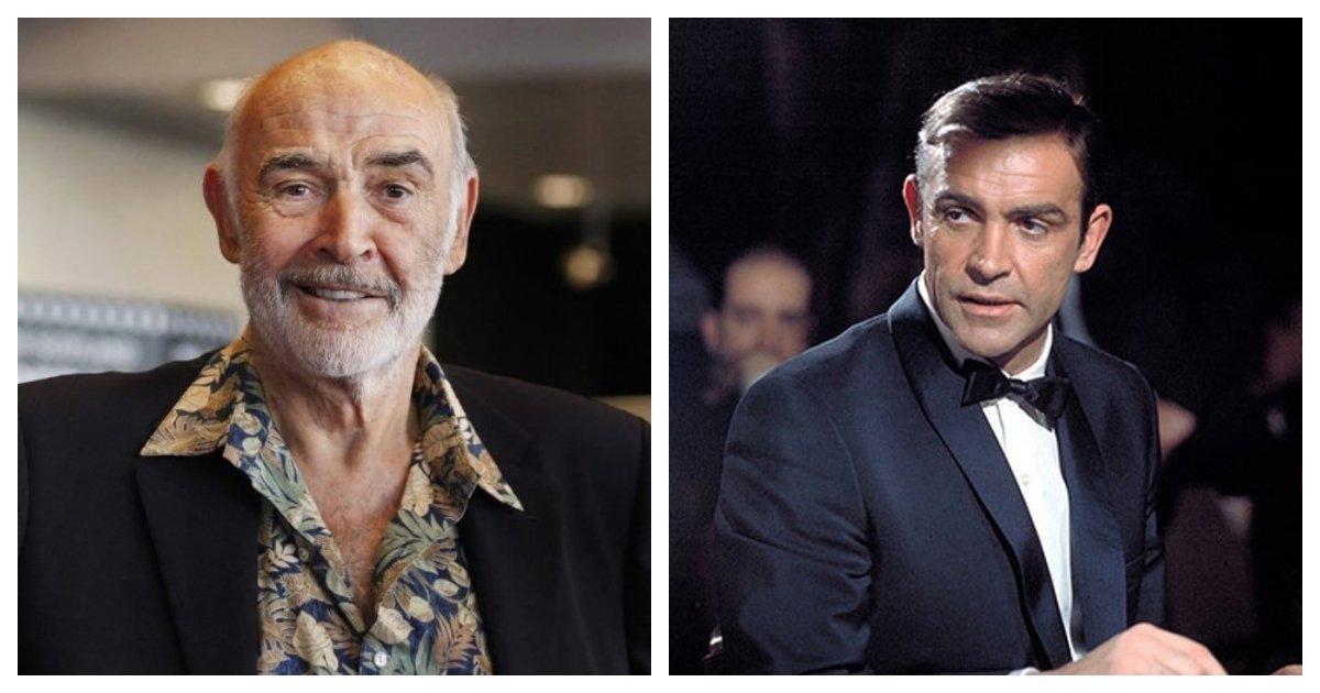 collage 63.jpg?resize=1200,630 - Sir Sean Connery Celebrates His 90th Birthday
