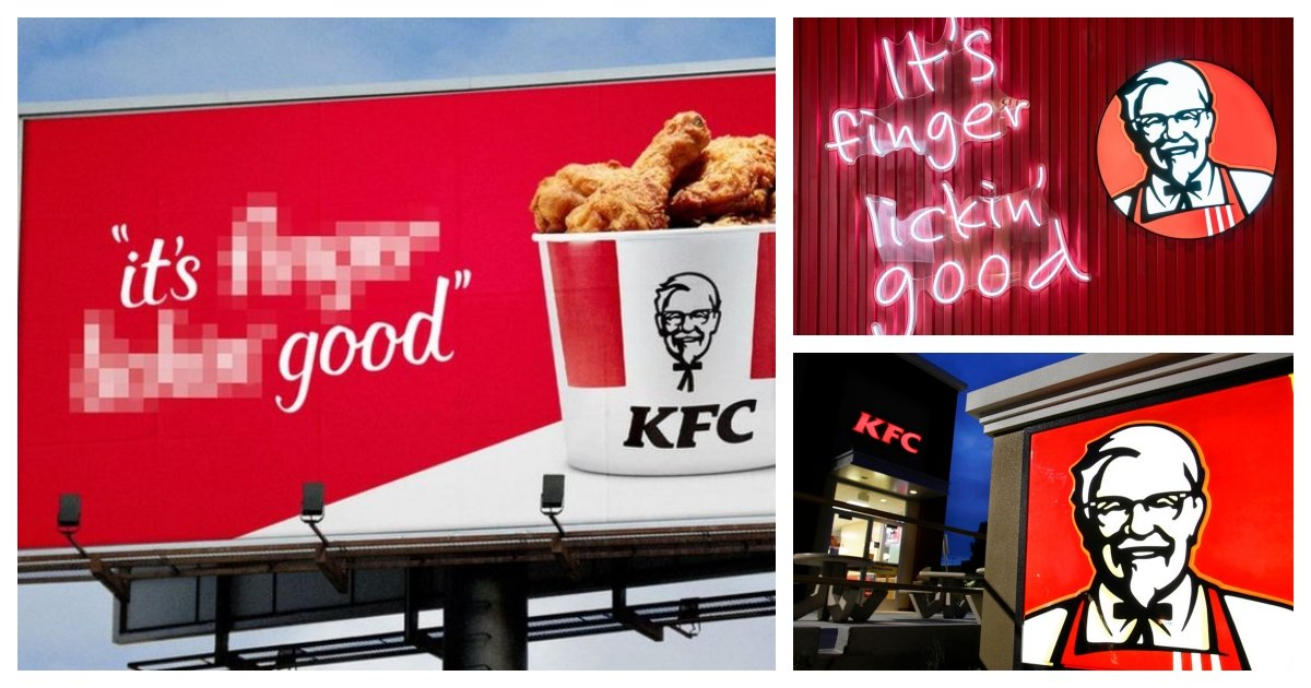 collage 65.jpg?resize=412,232 - KFC Temporarily Suspends Its 'Finger Lickin' Good' Slogan Due To Covid-19