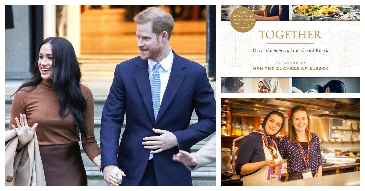 collage 8.jpg?resize=1200,630 - Meghan Markle Donates Proceedings From Her Recipe Book To Charity