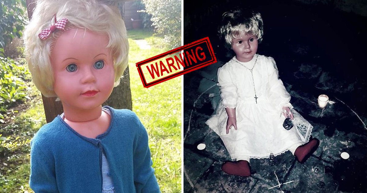 doll.jpg?resize=1200,630 - Warning: Merely Looking At Peggy The Doll Endangers People's Lives