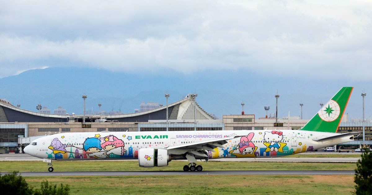 ec8db8eb84ac 2 3.jpg?resize=412,232 - EVA Air Offers A Plane Trip - To Nowhere, With Hello Kitty