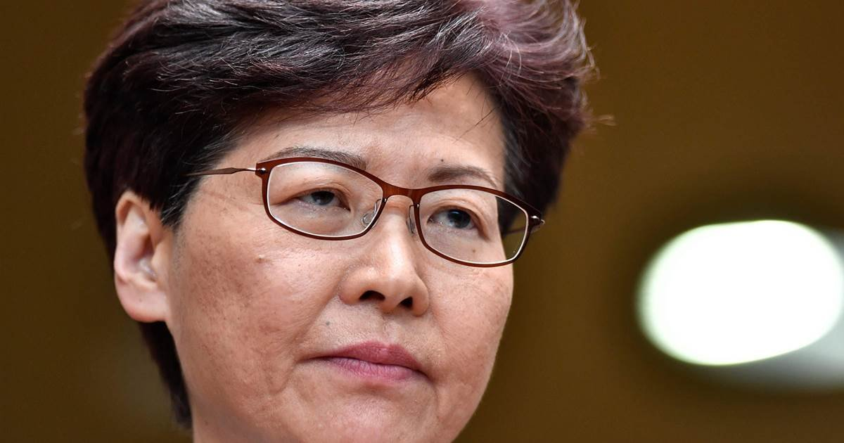 ec8db8eb84ac 2 8.jpg?resize=1200,630 - Carrie Lam, Leader of Hong Kong, Is Officially On US Sanctions List For Abiding With Chinese Will