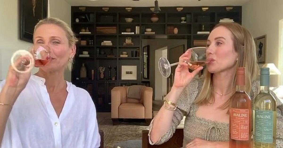 ec8db8eb84ac 3 29.jpg?resize=1200,630 - Cameron Diaz's Wines Get Worst Reviews In 'Celebrity White Wine Showdown'