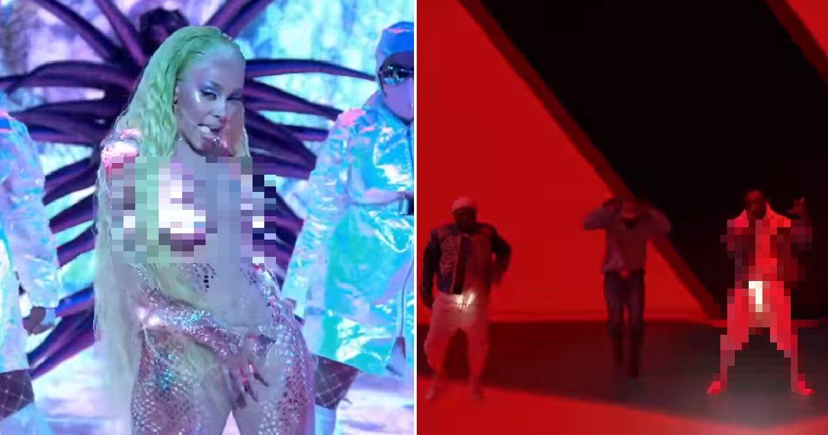 eca09cebaaa9 ec9786ec9d8c 156.png?resize=412,275 - 한국인은 상상도 못 한다는 미국 MTV VMA '19금' 의상.jpg
