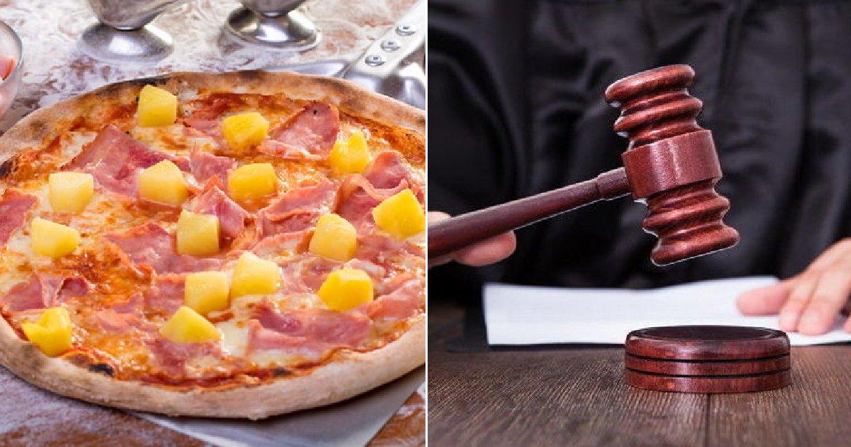 "eca09cebaaa9 ec9786ec9d8c 4.png?resize=412,232 - ""가능하다면 법으로...."" 민트초코 급 호불호 음식 '하와이안 피자'에 대한 아이슬란드 대통령의 답변"