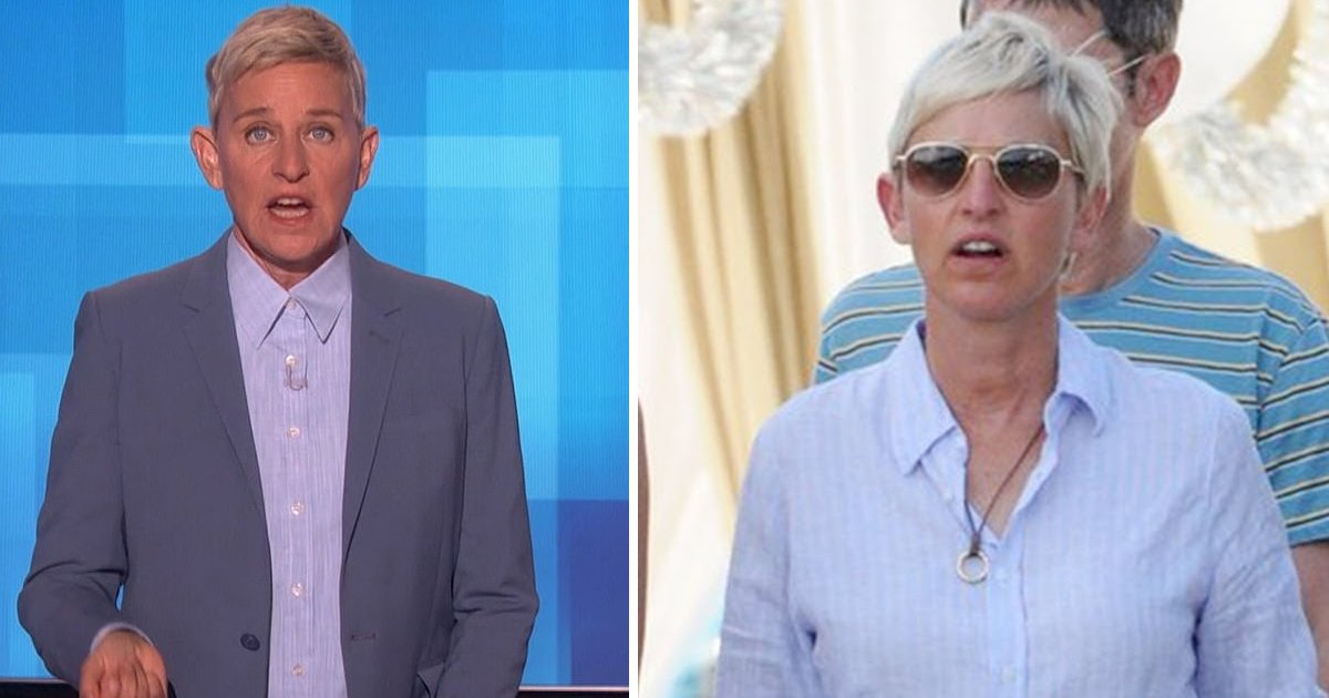 ellen 1.jpg?resize=1200,630 - Ellen DeGeneres All Set To Host 18th Season Of Her Show Despite Toxic Culture Allegations