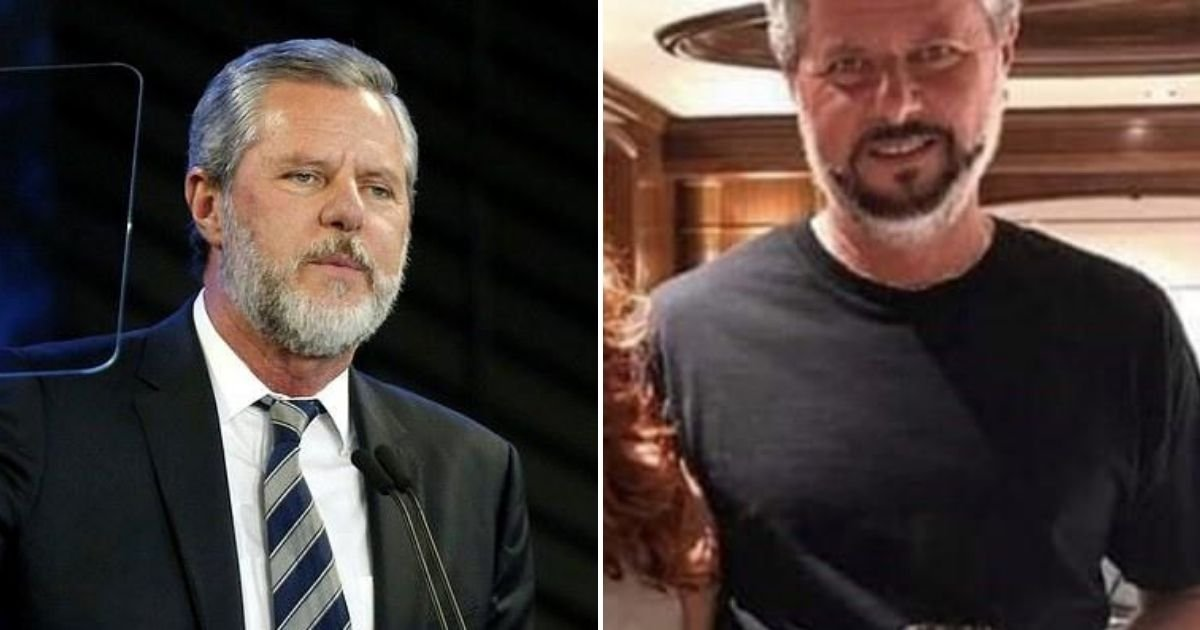 falwell5.jpg?resize=412,232 - Liberty University President Stepped Down After Sharing Instagram Photo Showing Him With Unzipped Pants