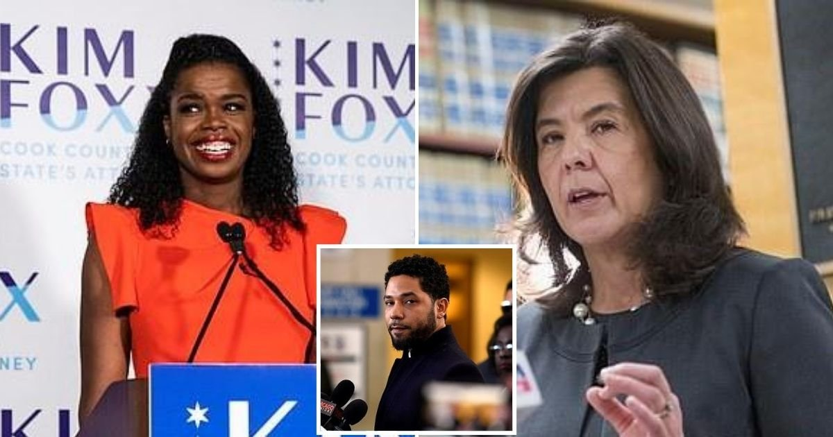 foxx5.jpg?resize=1200,630 - Top Prosecutor Dismissed More Than 25,000 Felony Cases, Including Assaults And Shootings, During Her First Three Years In Office
