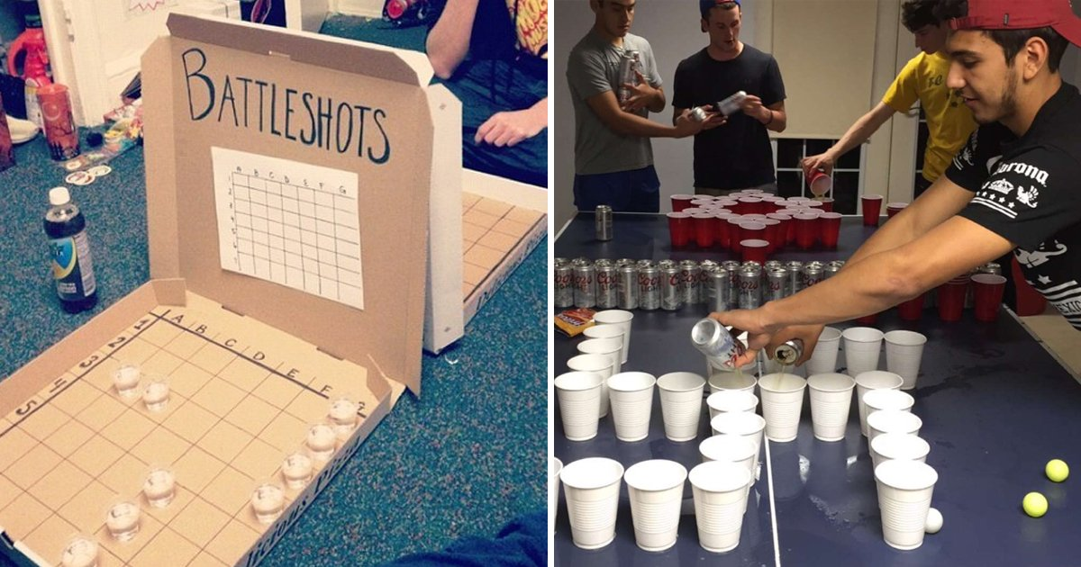 funny drink games.jpg?resize=412,232 - 6 Insanely Funny Drinking Games That Give Parties A New Name