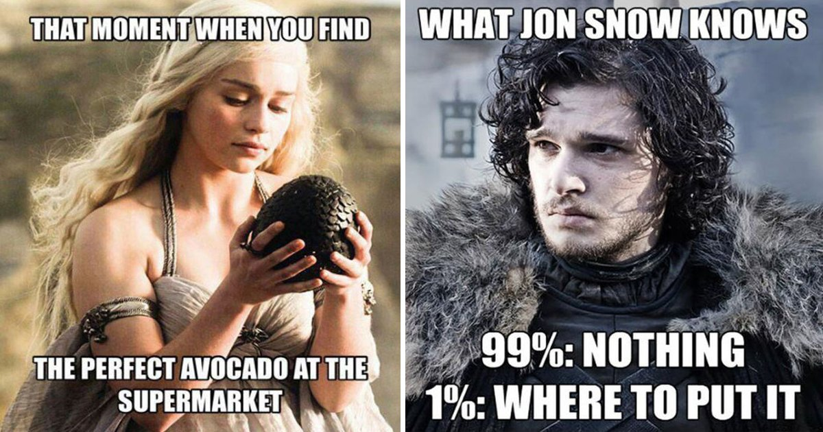 game of thrones memes.jpg?resize=412,232 - 10 Game Of Thrones Memes That Will Make You Laugh Out Loud