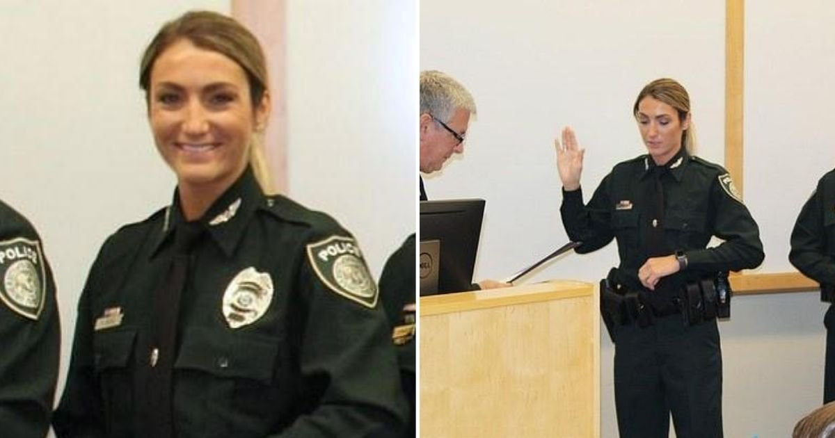 garcia5.jpg?resize=1200,630 - Dedicated Police Officer Fired After Officials Found Her Old Twitter Account
