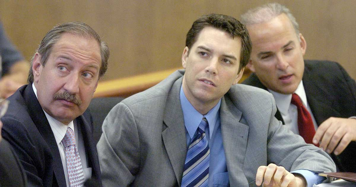 getty 9.jpg?resize=1200,630 - California Supreme Court Overturned Scott Peterson's Death Sentence