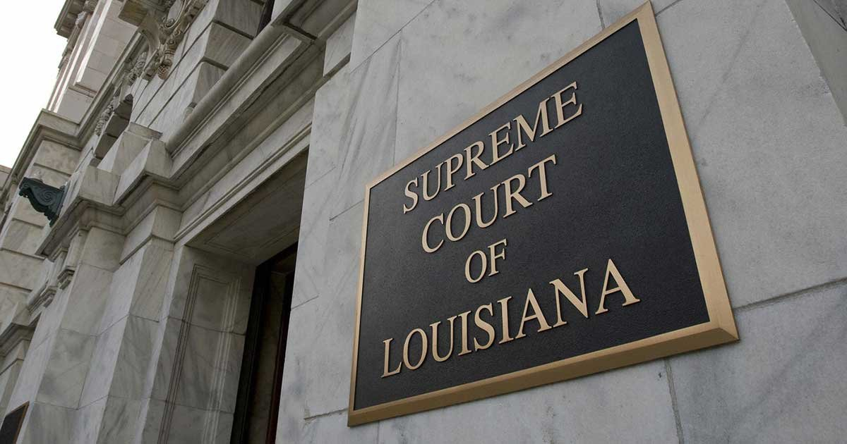 gettyimages 76320332 4d9b7643840984150b72f6f83dc50b07f24771fe s1400 c85.jpg?resize=1200,630 - Louisiana Supreme Court Denied Request To Review Life Sentence For Man Who Stole Hedge Clippers