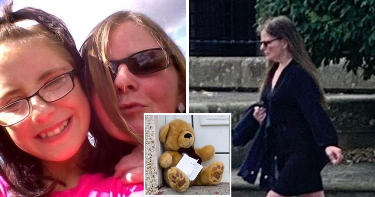 goldie6.jpg?resize=1200,630 - Mother Left Dying Daughter, 13, To Go To A Pub Then Told Doctors The Teen Was Just Faking It