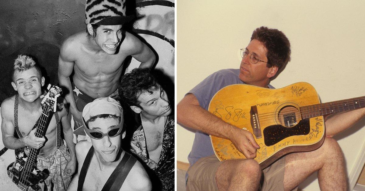 guitarist jack sherman.jpg?resize=1200,630 - Red Hot Chilli Peppers' Lead Guitarist Jack Sherman Passes Away At 64