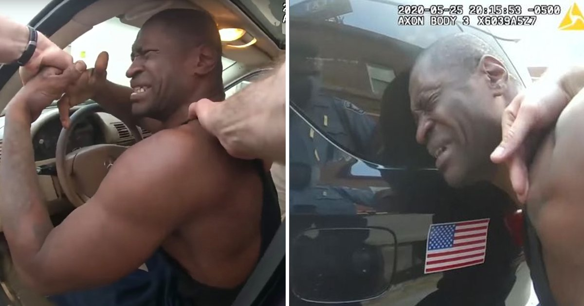 jorge.jpg?resize=1200,630 - New Bodycam Video Of George Floyd's Arrest Shows Final Minutes Before His Death