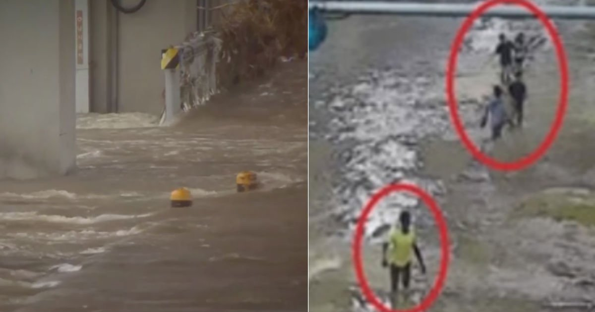 jsg.jpg?resize=1200,630 - 길 잃고 '진입 통제'된 잠수교 들어간 학생들...CCTV에 발견돼 한밤중 구조