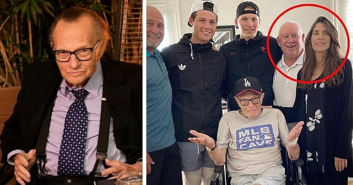 king6.jpg?resize=1200,630 - Larry King's Daughter Passed Away Only Three Weeks After His Son Died
