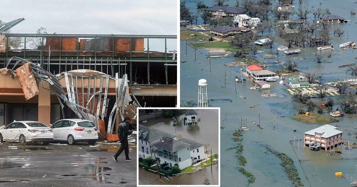 laura7.jpg?resize=412,232 - Hurricane Laura Took The Lives Of At Least Five People, Including A 14-Year-Old Girl