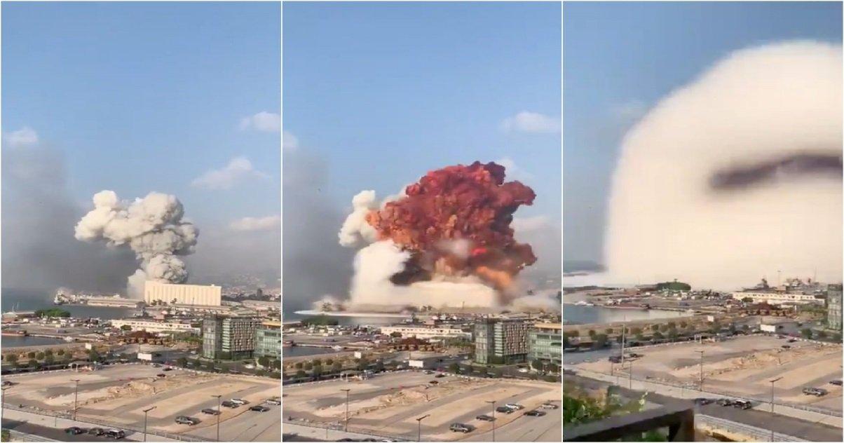 liban.jpg?resize=412,232 - Liban: 10 images terribles de la double explosion de Beyrouth