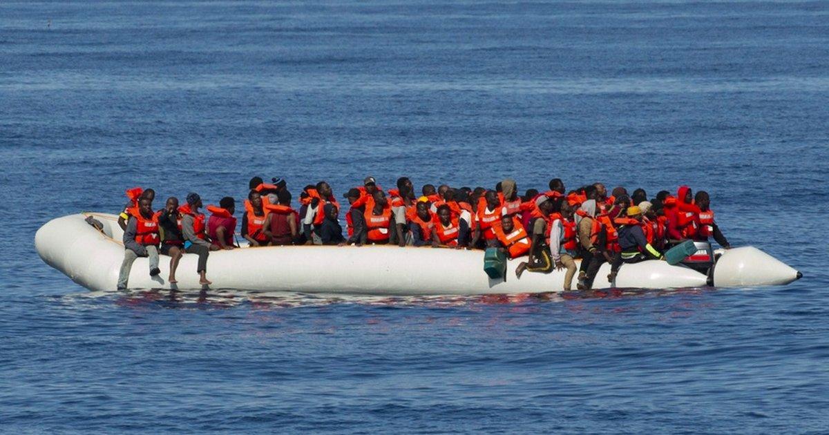 naufrage.png?resize=412,232 - Naufrage d'un bateau de migrants au large de la Mauritanie : un seul rescapé