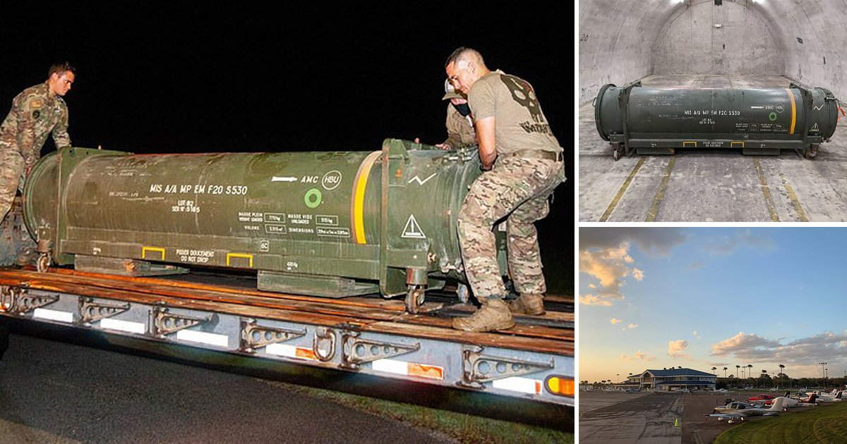 news 14.jpg?resize=1200,630 - Florida Airport Evacuated After French S-530 MISSILE Found In A Shipping Container